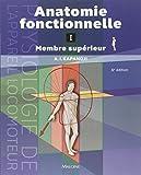 Anatomie Fonctionnelle (French Edition) by Adalbert-I Kapandji(2015-09-15) - Maloine (Educa Books) - 01/01/2015