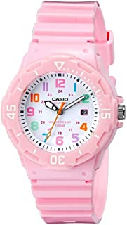 Casio LRW-200H-4B2VDF (CN) for Girls (Analog, Casual Watch)