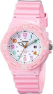 Casio LRW-200H-4B2VDF (CN) for Girls (Analog, Casual Watch)