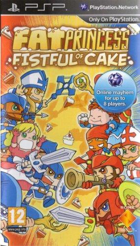 Sony Fat Princess: Fistful of Cake, PSP