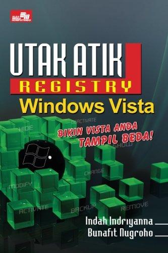 Utak-Atik Registry Windows Vista