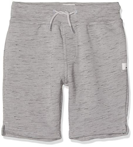 Quiksilver Jungen Felicis Short Youth Fleece Bottom, Light Grey Heather, M/12
