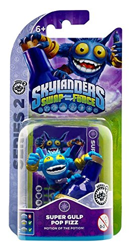 Skylanders SwapForce: Super Gulp Pop Fizz