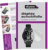 dipos I 6X Schutzfolie klar kompatibel mit Fossil Q Control Folie Bildschirmschutzfolie