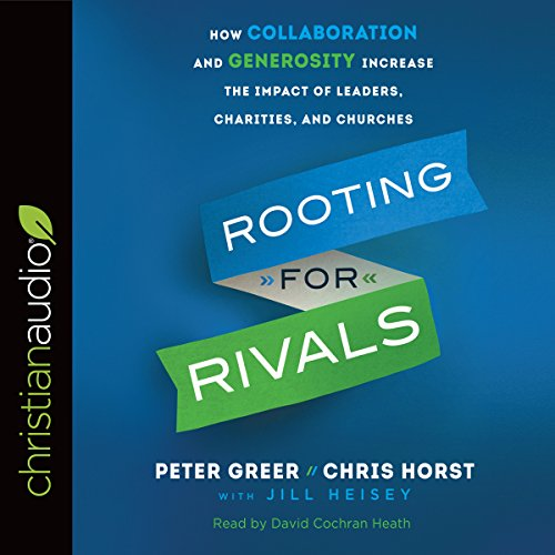 Rooting for Rivals audiobook cover art