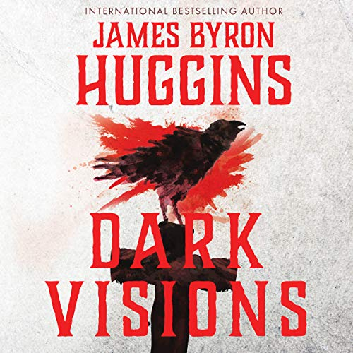 Dark Visions audiobook cover art