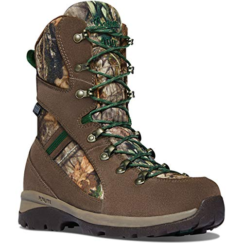 "Danner Women's 44211 Women's Wayfinder 8"" 400G Waterproof Hunting Boot, Mossy Oak Break-Up Country - 5.5 M"