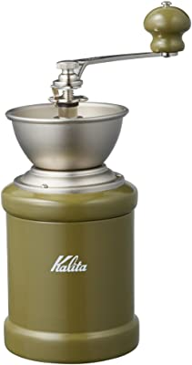 カリタ Kalita コーヒーミル 手挽き KH-3C アーミィグリーン 42128