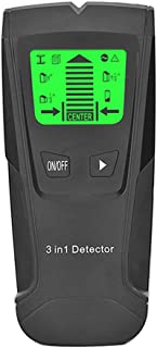 Yorten 5 in1 Stud Finder Wall Detector - Electronic Stud Sensor Wall Scanner Center Finding - with Battery LCD Display for...