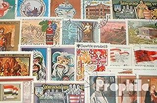 Sellos para los coleccionistas Prophila Collection Austria 250 Diferentes Sellos