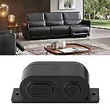 Eulbevoli Controlador de sofá, Botones de Control múltiple Impermeables Control de Cama eléctrico para sofás eléctricos para Camas eléctricas para escritorios de niños