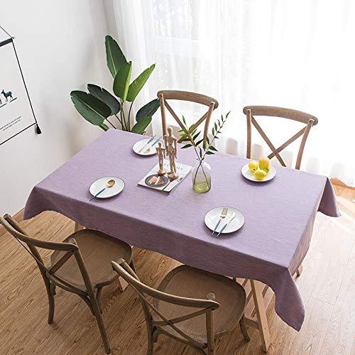 Onderhoudsvriendelijk, vuilafstotend, hoge temperatuurbestendigheid. Kleur en grootte naar keuze stof en antifouling, salontafel, tafelkleed, afdektoek, 4 x 120 x 220 cm.