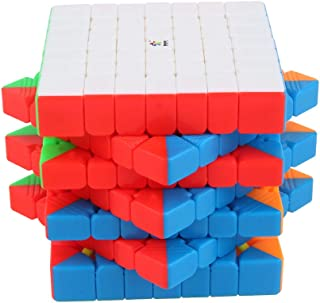 CuberSpeed YuXin Little Magic 7x7 stickerless Speed Cube