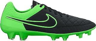 Nike Tiempo Legend V FG - Black/Black-Green Strike-Green Strike - Tech Craft 6