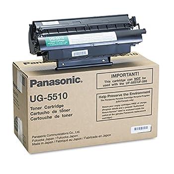 Panasonic UG5510 Toner 9000 Page-Yield Black