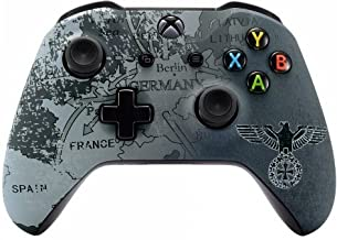 5000+ Modded Controller for Microsoft Xbox One - Works on All Shooter Games - Multiple Colors Available (WW2 Eagle)