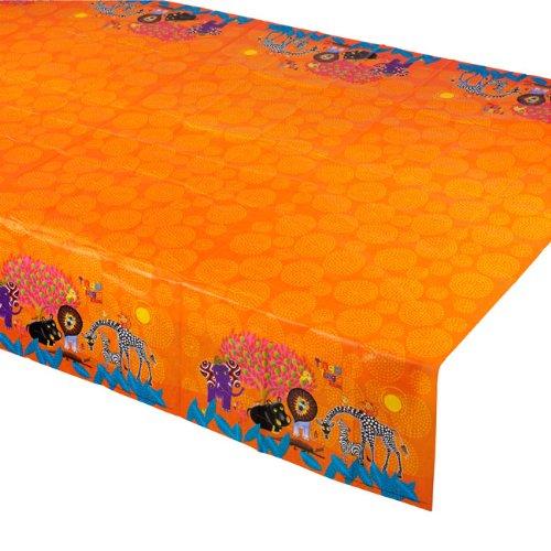 Tinga Tinga Tales - Tovaglia di carta con animali della savana