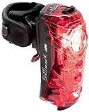 NiteRider Sentinel LUZ Trasera Ciclismo, Adultos Unisex, Rojo/Negro, 250 lumens...