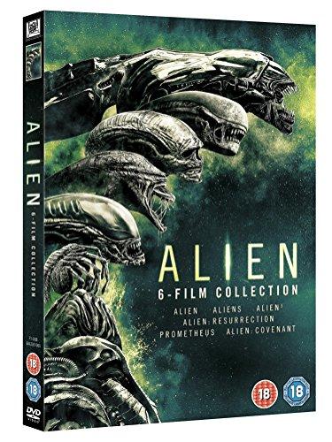 Alien 1-6 Boxset [DVD] [2017]