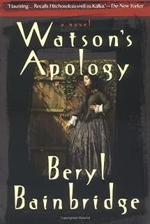 Watson's Apology: A Novel