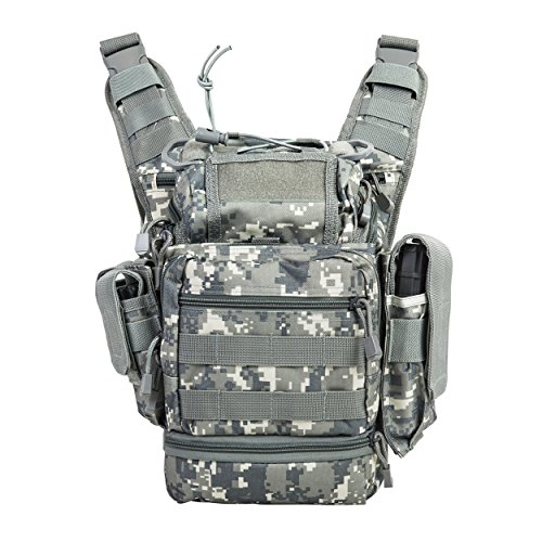NcSTAR NC Star, PVC First Responders, Digital Camo Medium