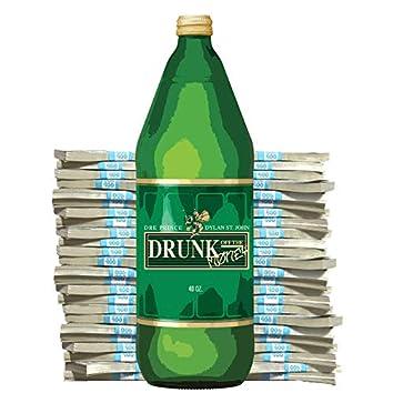 Drunk off the Money
