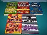 5 Books! 1) Top Secret Twenty-One 2) Tricky Twenty-Two 3) Turbo Twenty-Three 4) Hardcore Twenty-Four 5) Look Alive Twenty-Five