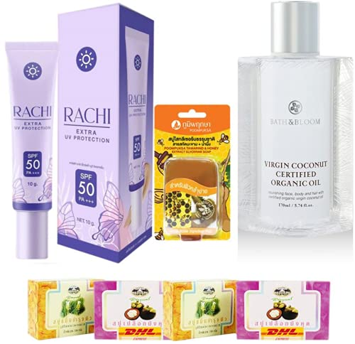 Set A87 Rachi Sunscreen Ranking TOP12 Extra Bath Bloom Large-scale sale SPF Protection