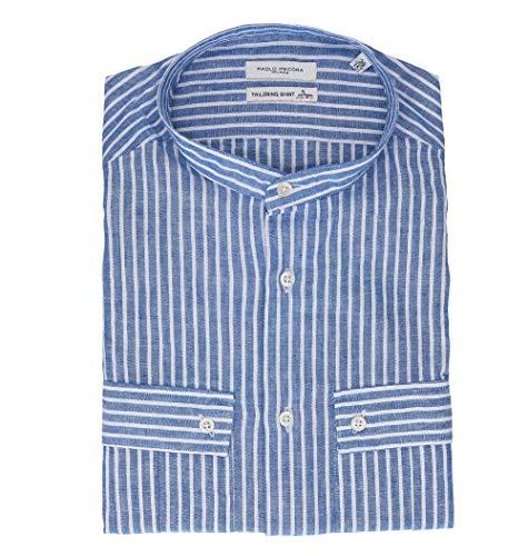 PAOLO PECORA Luxury Fashion Mens Shirt Spring
