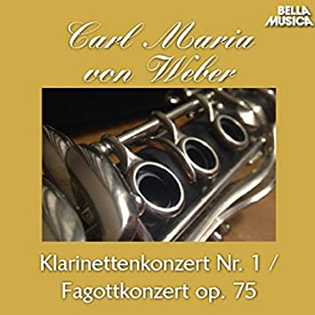Weber: Klarinettenkonzerte, Vol. 1
