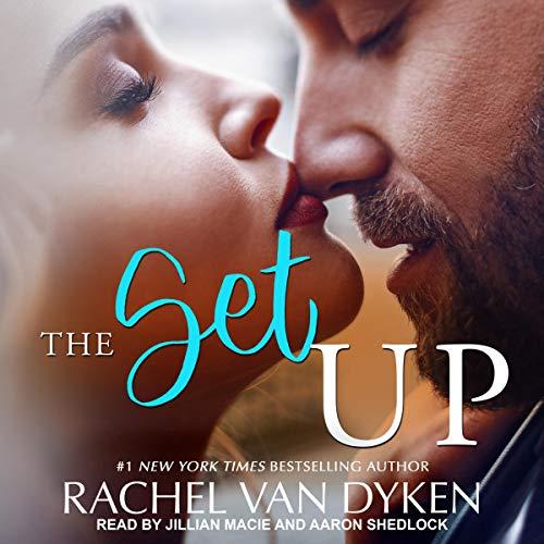 The Setup audiobook cover art