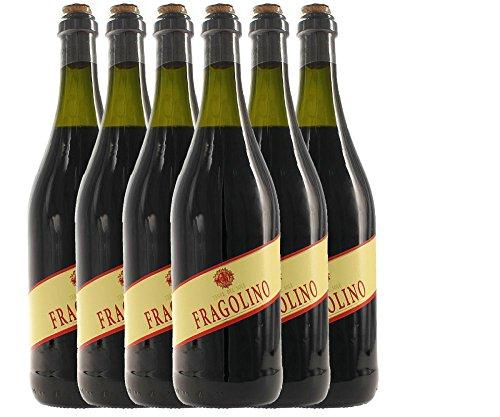 6er Paket - Fragolino Rosso - Terre del Sole