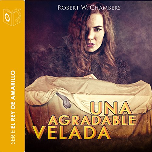 Una agradable velada [A Lovely Evening] audiobook cover art