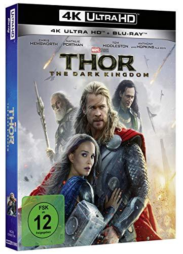 Thor - The Dark Kingdom (4K Ultra HD) (+ Blu-ray 2D)