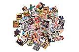 Best Hard Hat Stickers - 3Tyto store Sticker 100 pcs Random fashion cartoon Review