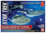 1/2500 Star Trek Cadet Series Motion Picture Era Starship Set (3 Ships) - No Name