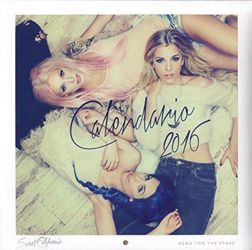 Sweet California - Head For The Stars [CALENDARIO] 2016 [NO CD]