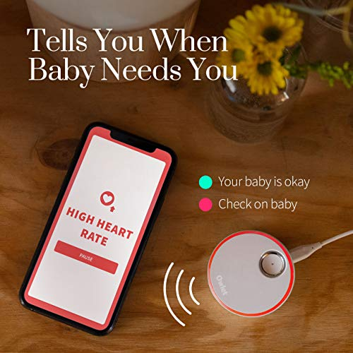 Owlet Smart Sock 3 Baby Monitor with Oxygen & Heart Rate