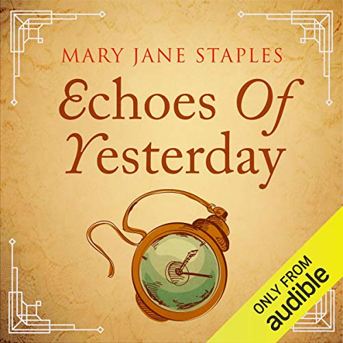 Echoes of Yesterday cover art