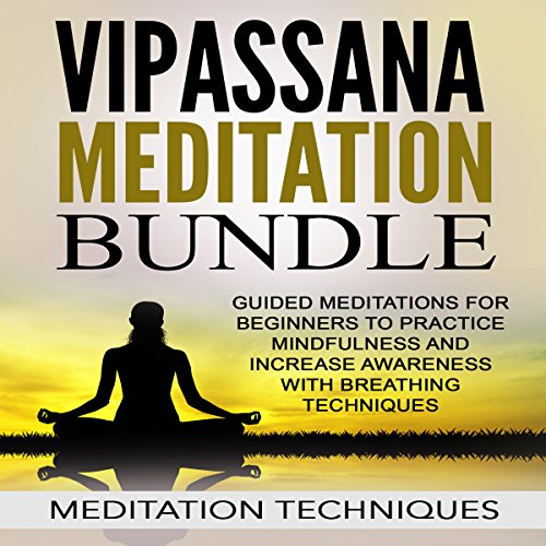 Vipassana Meditation Bundle audiobook cover art