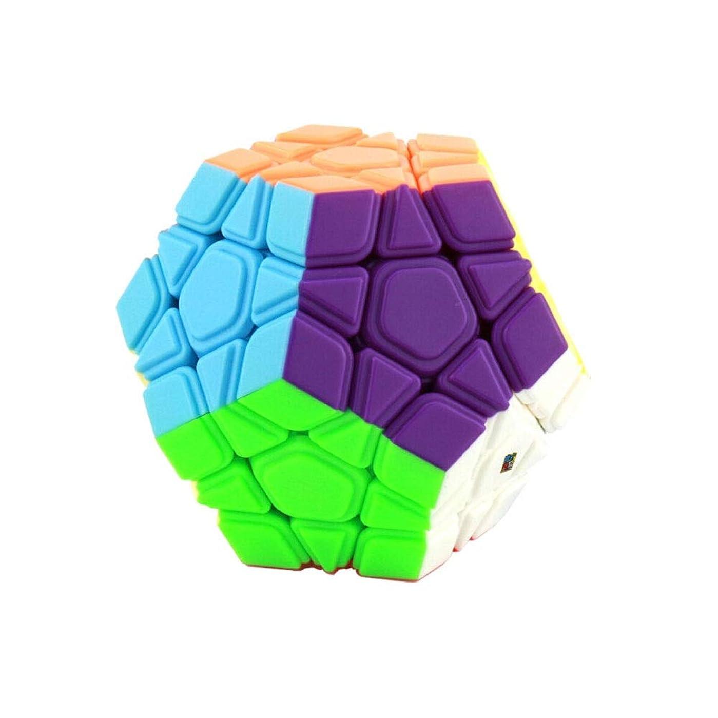 助けて機転ライバルJinfengtongxun ルービックキューブ、スタイリッシュなペンタゴンスタイルのデザイン、スムーズで手間のかからない、贈り物としても可能な、指を中心としたアイテムとして使用することができます(三次) 丈夫 (Edition : Pentagonal)