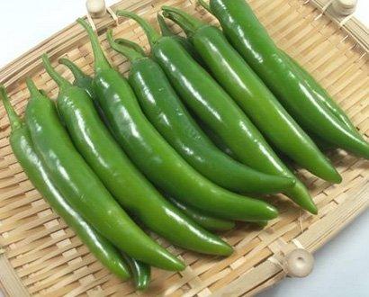 [韓国直輸入]辛い青唐辛子 1kg(韓国食品、野菜)