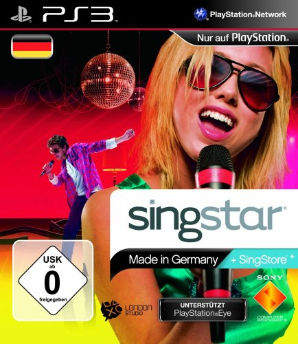 Sony Computer Entertainment SingStar