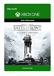Star Wars Battlefront Ultimate Edition [Vollversion] [Xbox One - Download Code] (B01GGPG0MY) | Amazon price tracker / tracking, Amazon price history charts, Amazon price watches, Amazon price drop alerts