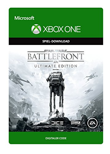 Star Wars Battlefront Ultimate Edition [Vollversion] [Xbox One - Download Code]