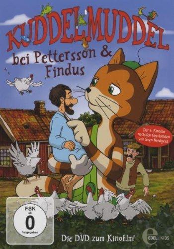 Kuddelmuddel bei Pettersson & Findus - Die DVD zum Kinofilm
