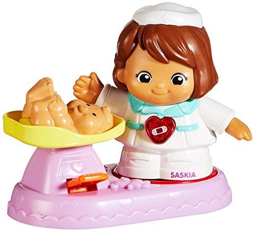 Vtech Baby 80-176204 - Kleine Entdeckerbande - Dr. Saskia mit Baby