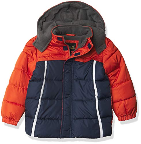 30% off kids winter jacket - iXtreme boys Colorblock Puffer $9.72
