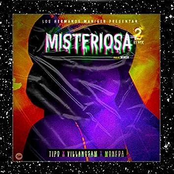 Misteriosa, Pt. 2 (Remix)