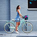 Zoom IMG-2 milord comfort bike con cesto